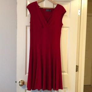 American Living Red Dress